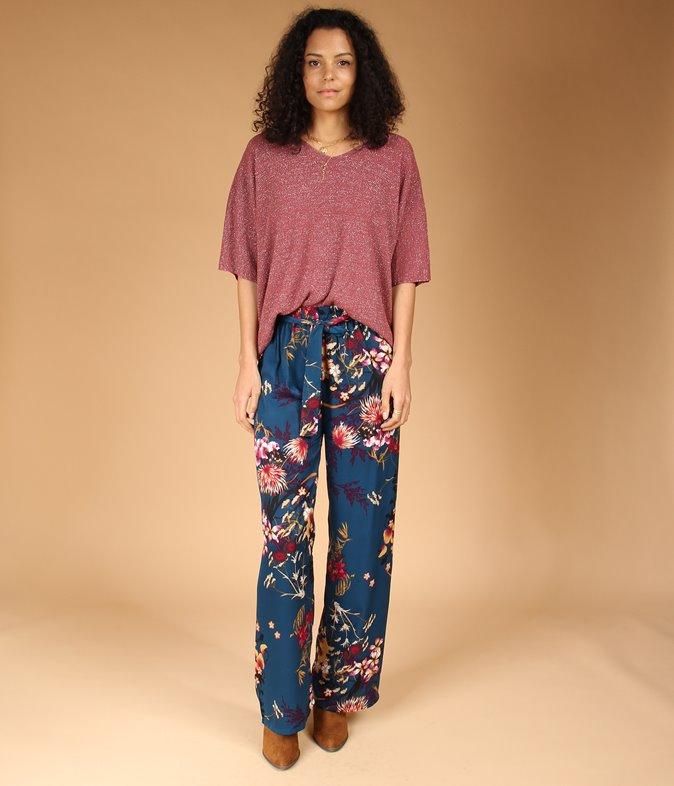 Pantalon large Japan