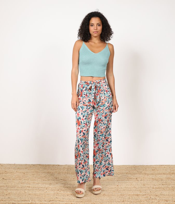 Pantalon Large Carlota