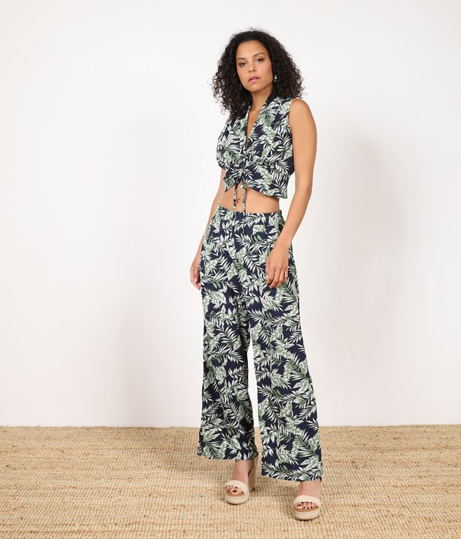 Pantalon Large Palma